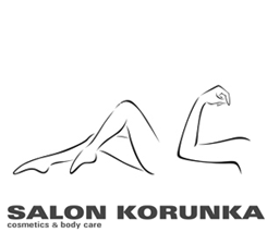 Salon Korunka, vajazzling decorating the intimate parts.